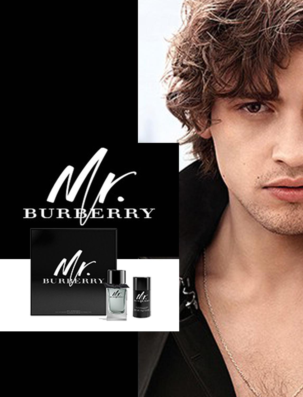Мъжки парфюм Mr. Burberry